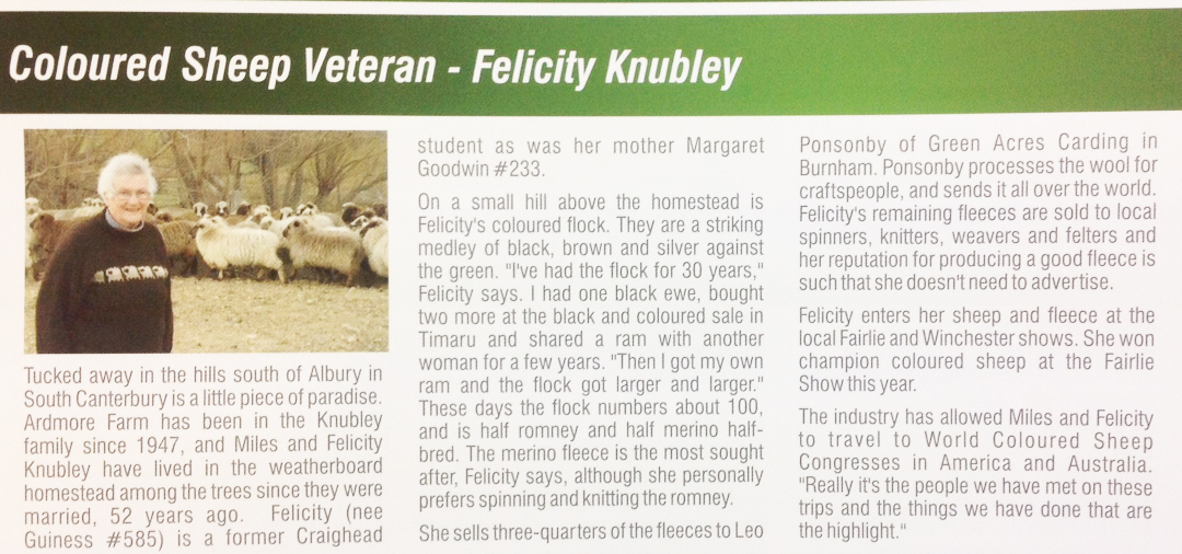 Knubley F article OG Mag 2016