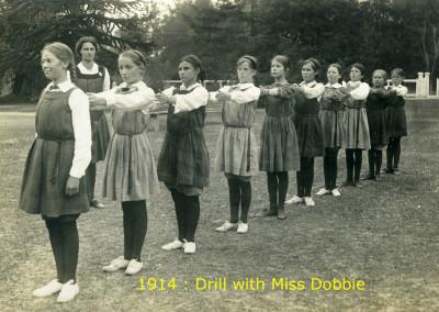 1914 Drill
