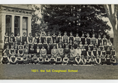 1921 full school