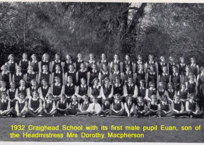 1932 full school + Euan
