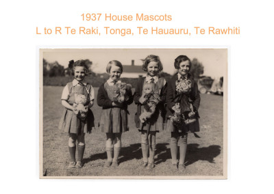 1937 House mascots