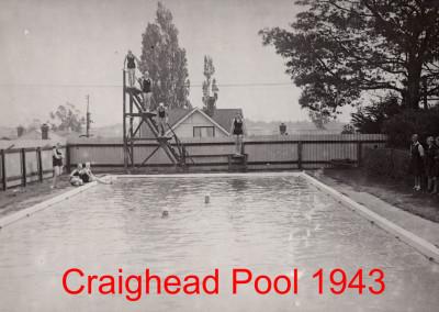 1943 Craighead pool