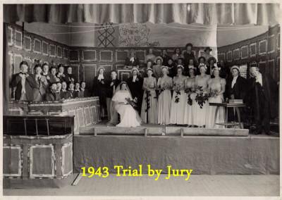 1943 trial by Jury