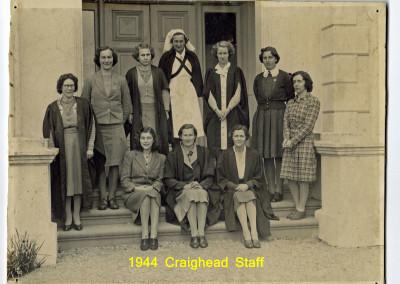 1944 staff