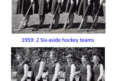 1959 hockey teams