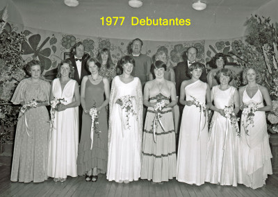 1977 Debutantes