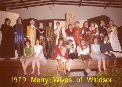 1979 Merry Wives