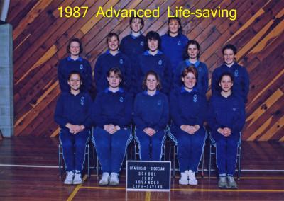1987 Life saving