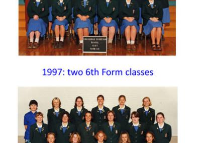 1997 6th form classes