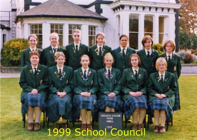 1999 School Council