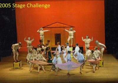 2005 Stage Challenge