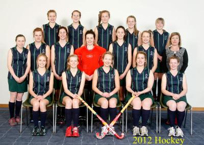 2012 Hockey team