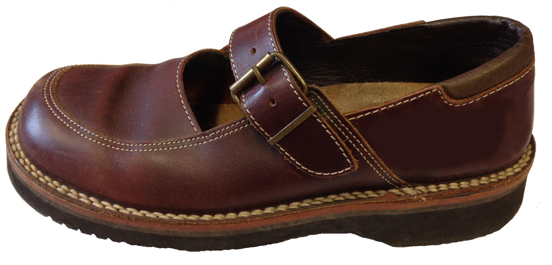 McKinlay Strap shoe
