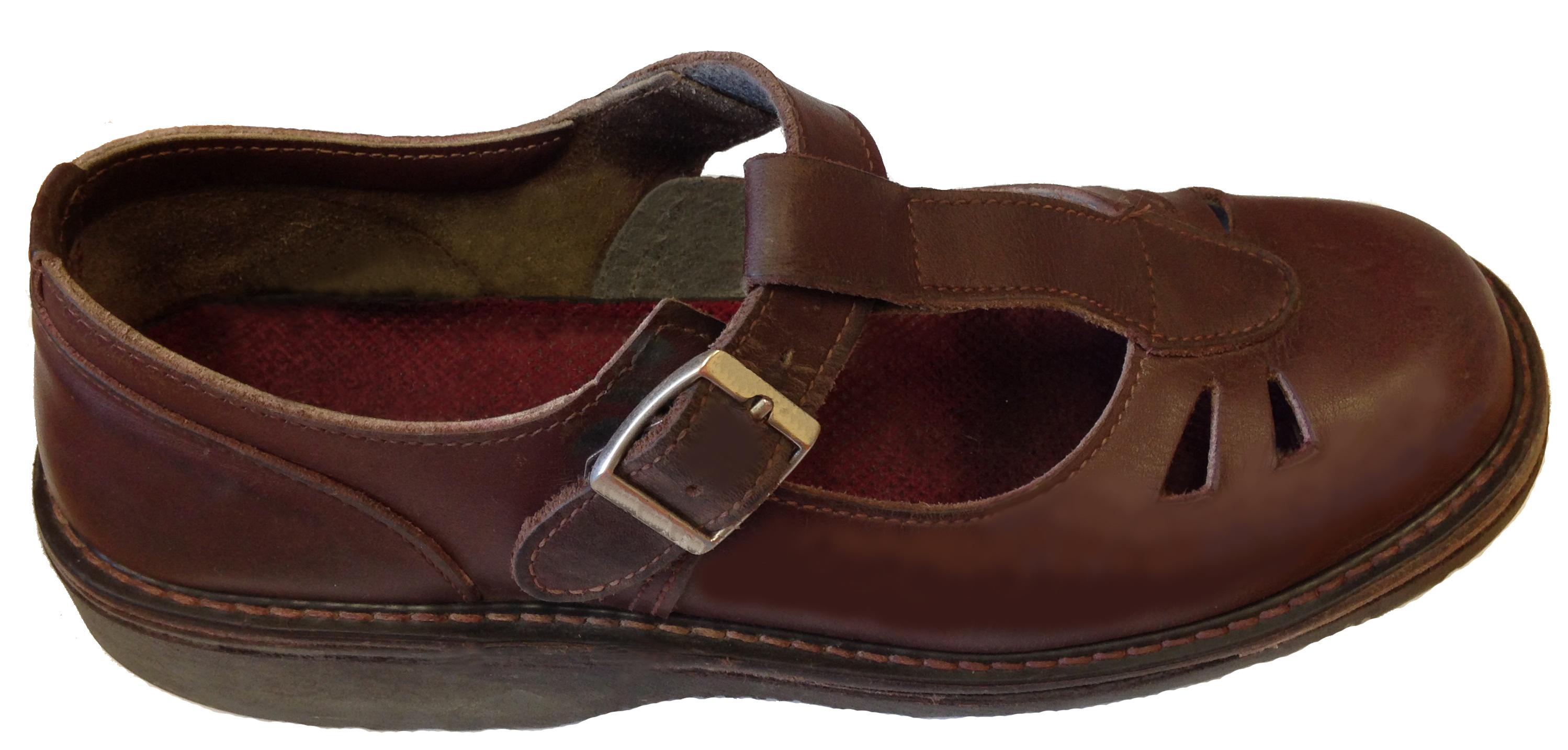 McKinlays TBar shoe