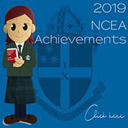 2019 NCEA Achievements